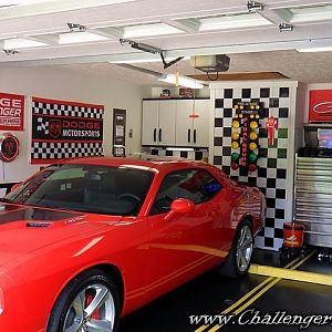 Garage Remodel For The Challenger