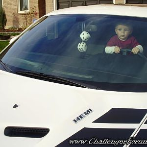 My son cant wait to drive