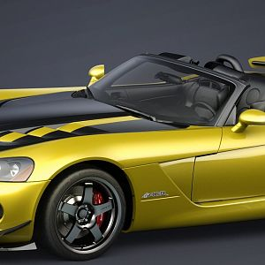 2010 Viper Woodhouse ACR Roadster