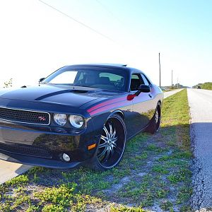 2012 Dodge Challenger R/T Classic