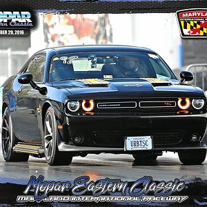 Steel Curtain Challenger at Mopar Eastern Classic, MIR 10.29.16