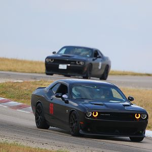 1.7 mile track Motor Sport Ranch, Cresson TX